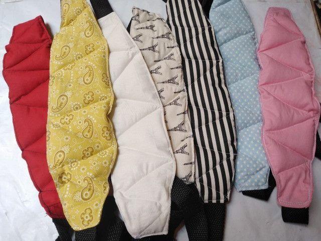 Protetor de Cabeça para cadeirinha infantil veicular - Foto 6