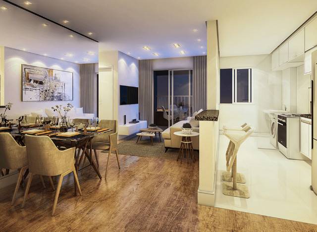 Apartamento 61m² - Suíte e Lazer Completo próx. Ao Ceagesp - Sorocaba
