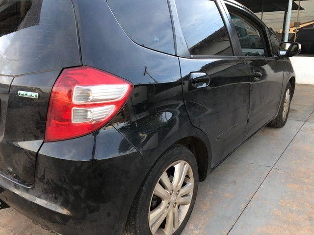 Honda fit EX automático flex