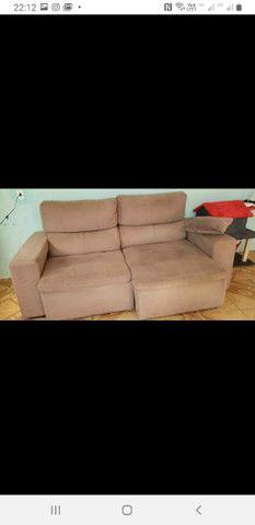 Sofa retrátil reclinável  - Foto 2