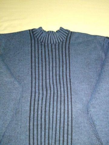 Blusão em lã - Foto 2