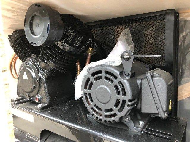 Compressor MSV 40 Max Industrial 10HP - Schulz  - Foto 4