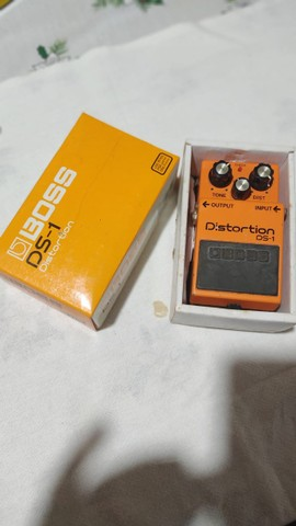 Pedal Boss - DS-1 Distortion - Foto 2