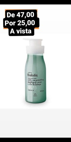 Creme Desodorante Nutritivo Para o Corpo Flor de Lis<br><br>