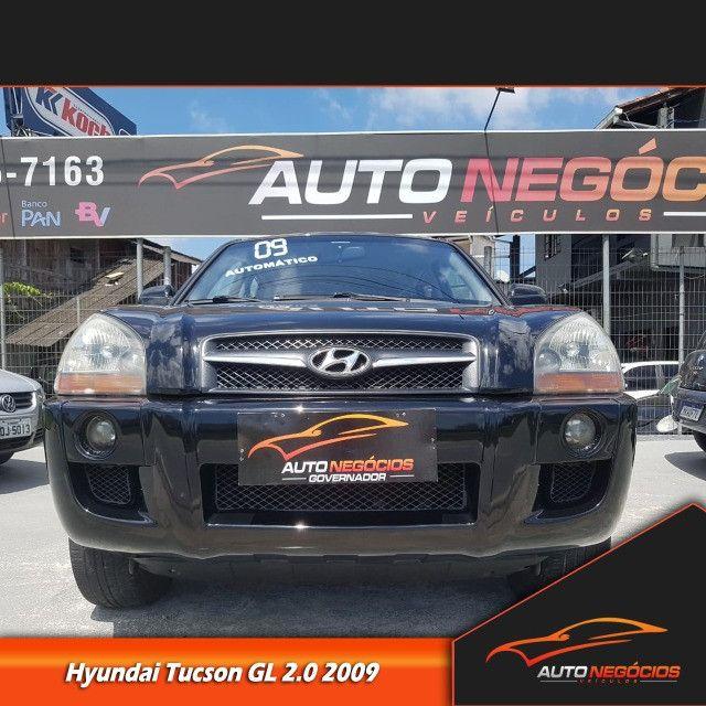 Hyundai Tucons GL 2.0 2009 - Foto 2