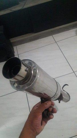 Descarga estilo kadron regulador de ruído - Foto 4