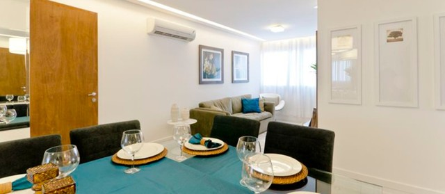 DC-Apartamentos em Ipojuca com 2 quartos - Reserva Ipojuca - Foto 3