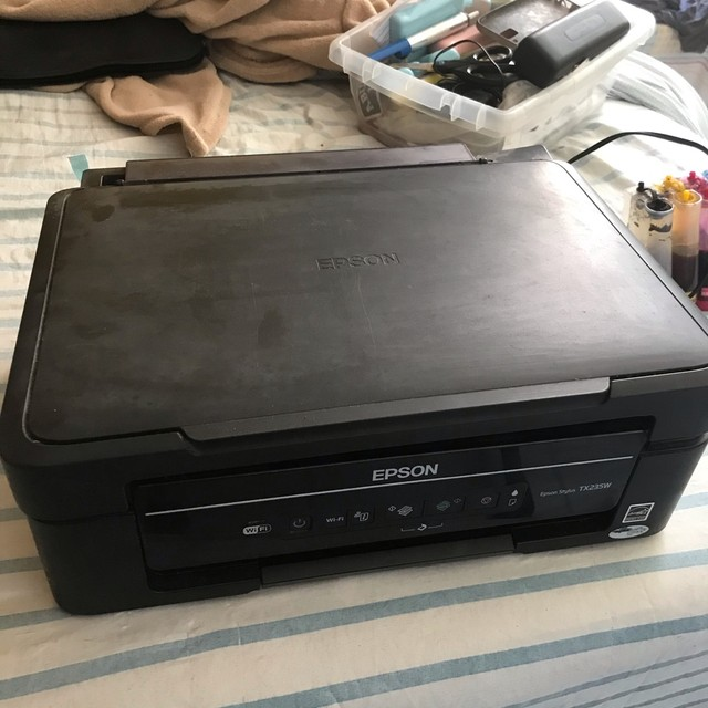 Impressora + copiadora EPSON TX235W