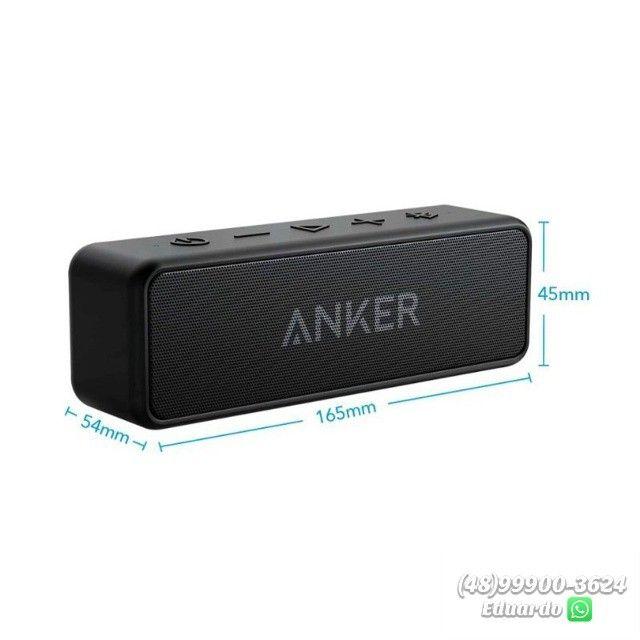 Caixa de Som Bluetooth Anker Soundcore 2 - Excelente qualidade sonora!     - Foto 3