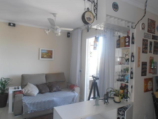 Apartamento à venda com 3 dormitórios em São sebastião, Porto alegre cod:156817 - Foto 4