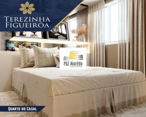 Apartamento com 02 quartos , com varanda e área de lazer completa em Olinda - Foto 5