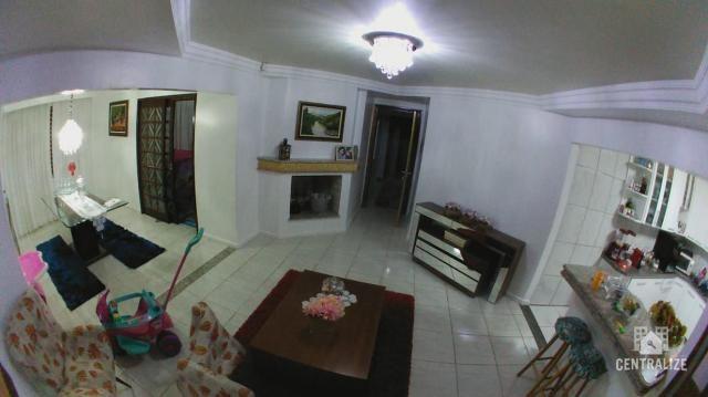 Casa de condomínio à venda com 4 dormitórios em Nova russia, Ponta grossa cod:423 - Foto 5