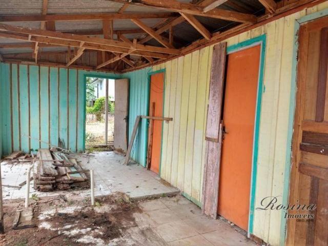 Terreno à venda, 215 m² por R$ 65.000,00 - Centro - Morretes/PR - Foto 5