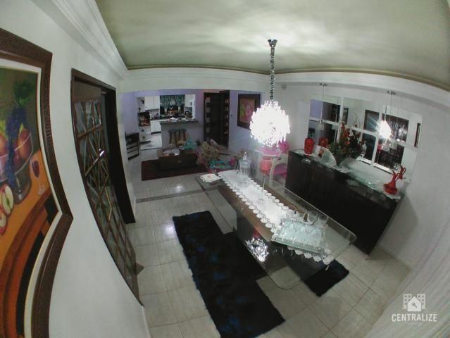 Casa de condomínio à venda com 4 dormitórios em Nova russia, Ponta grossa cod:423 - Foto 4