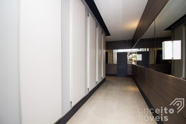 Apartamento à venda com 3 dormitórios em Jardim carvalho, Ponta grossa cod:391691.001 - Foto 6