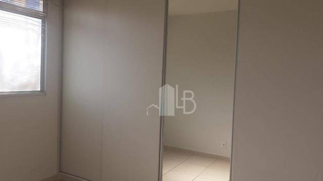 Apartamento com 2 dormitórios para alugar, 44 m² por R$ 750,00/mês - Martins - Uberlândia/ - Foto 13