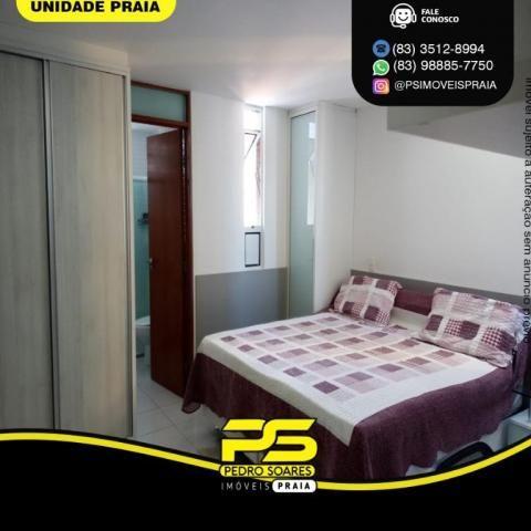 Apartamento com 3 dormitórios para alugar, 157 m² por R$ 6.500/mês - Tambaú - João Pessoa/ - Foto 8