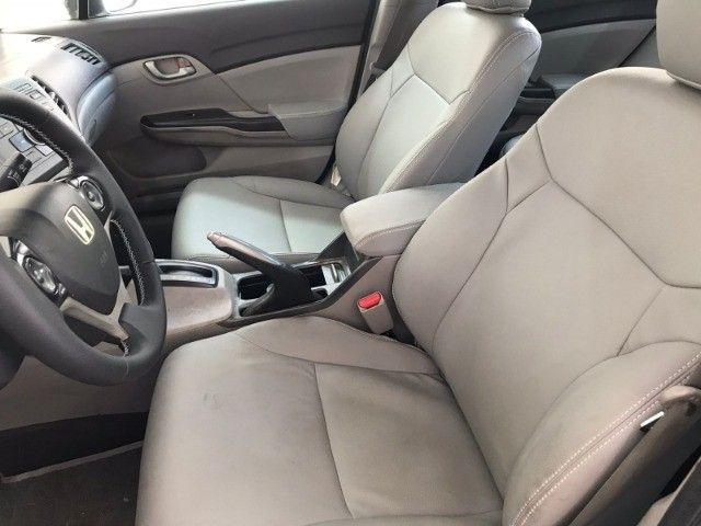 Civic LXS 1.8 Automático 2014  - Foto 7