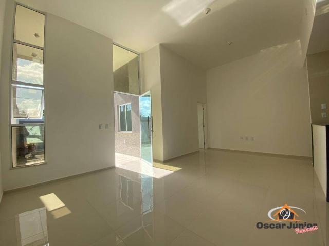 Casa com 3 dormitórios à venda, 90 m² por R$ 270.000 - Centro - Eusébio/CE - Foto 12