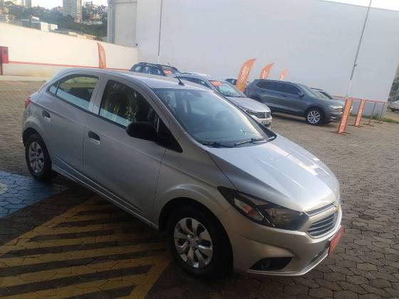 CHEVROLET JOY 2019/2020 1.0 SPE4 FLEX MANUAL - Foto 5