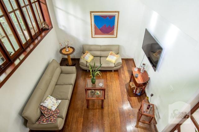 Casa à venda com 4 dormitórios em Santa amélia, Belo horizonte cod:277187