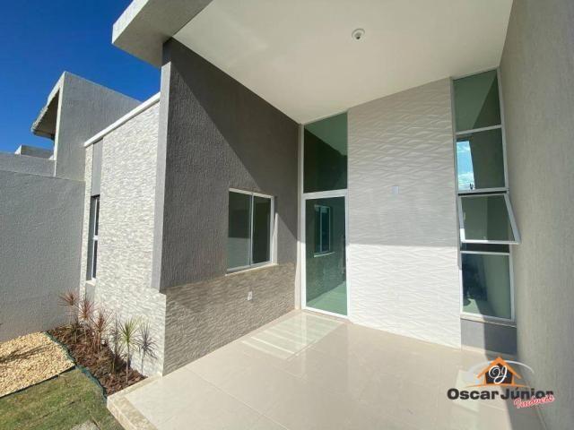 Casa com 3 dormitórios à venda, 90 m² por R$ 270.000 - Centro - Eusébio/CE - Foto 7