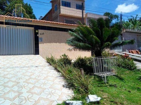 Excelente casa com 3 dormitórios à venda por R$ 420.000 - Barro - Recife/PE - Foto 2