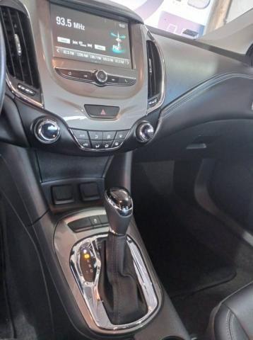 CRUZE 2018/2019 1.4 TURBO LT 16V FLEX 4P AUTOMÁTICO - Foto 9