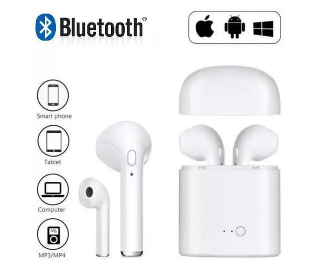 Fone Bluetooth i8P TWS - Foto 4