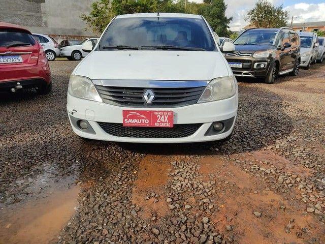 Renault LOGAN EXPRESSION 1.6 16V HI-FLEX MEC - Foto 2