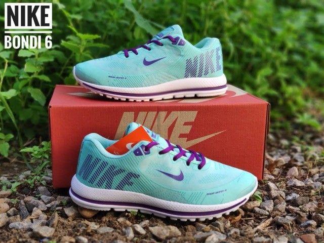 Tenis (Leia a Descrição) Nike Bondi Várias Cores Novo - Foto 6