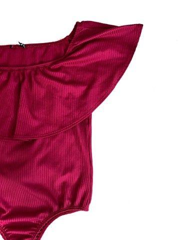 body feminino canelado - Foto 2