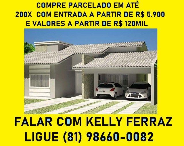 ** Compre Sua Casa Parcelada Em Garanhuns - Foto 3