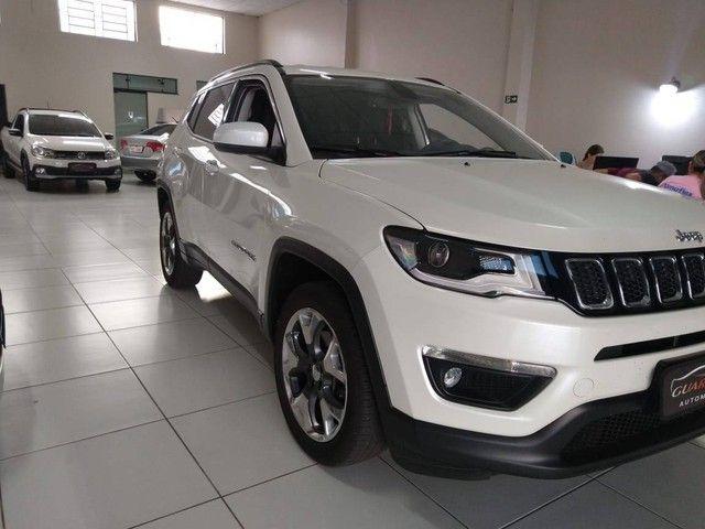 COMPASS 2018/2018 2.0 16V FLEX LONGITUDE AUTOMÁTICO - Foto 3