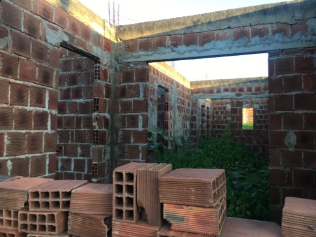 Terreno com casa em construção em ponto de laje  - Foto 17