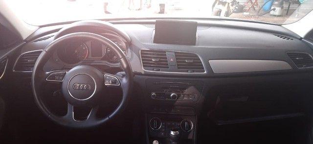Audi Q3 19/19 Prestigie TFSI 1.4 Plus 18milkm Flex Completo  - Foto 7