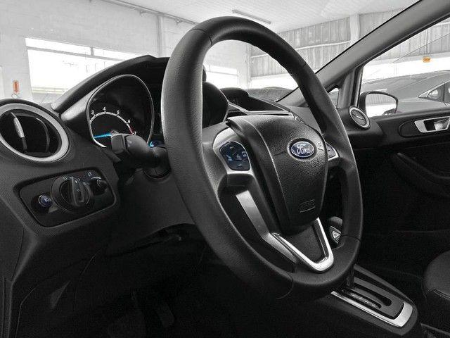 Ford New Fiesta Hatch 1.6 TITANIUM POWERSHIFT - Foto 7