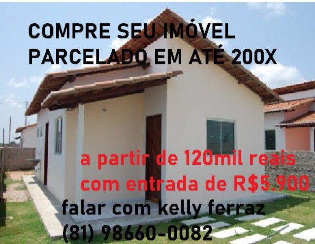 ** Compre Sua Casa Parcelada Em Garanhuns - Foto 2