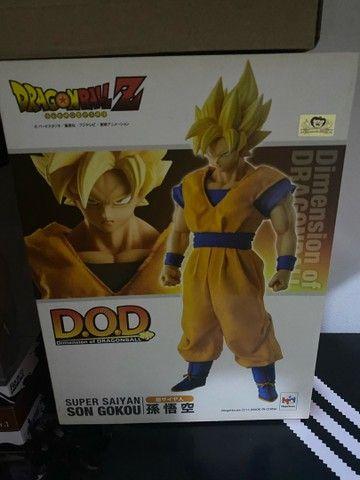 Goku DOD Megahouse original  - Foto 2