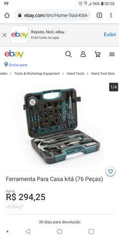 Caixa de ferramentas nova - Foto 3