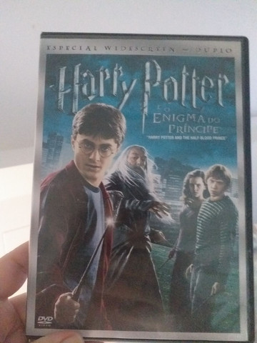 Coleção dvds Harry Potter  - Foto 2