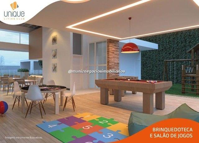 4S O Residencial Unique Living Club tem uniades de 3/2 quartos com suíte Candeias - Foto 2