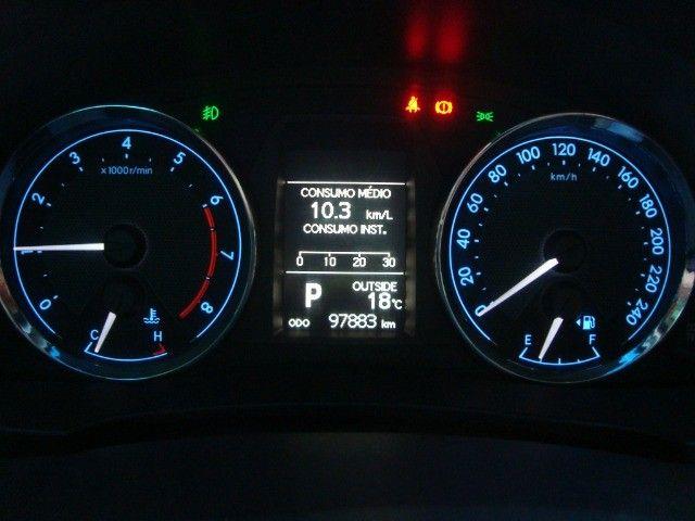 Corolla xei 2.0 2016 automatico - Foto 8