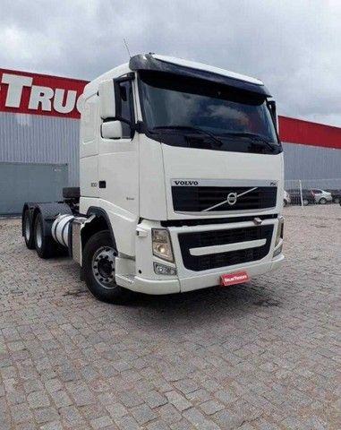 financiamos caminhão ate 100% Volvo Fh500 6X4 Ano 2014 - Foto 2