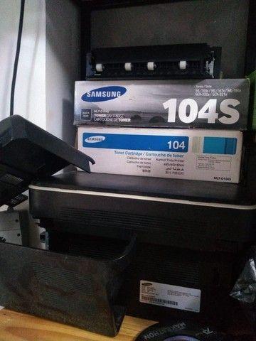samsung scx 3200 com 3 toners - quebrada  - Foto 3