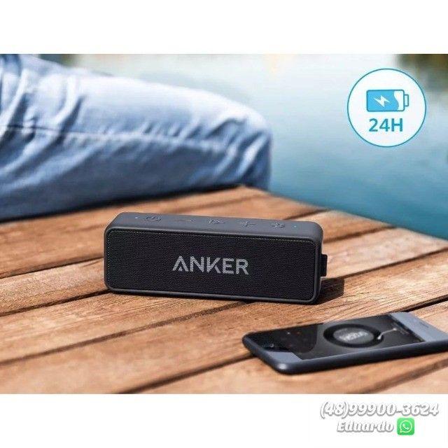 Caixa de Som Bluetooth Anker Soundcore 2 - Excelente qualidade sonora!     - Foto 2