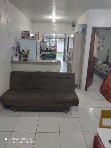 vso linda casa de alvenaria 3 qtos, toda murada, otimo preço R$ 160,000,00 - Foto 7