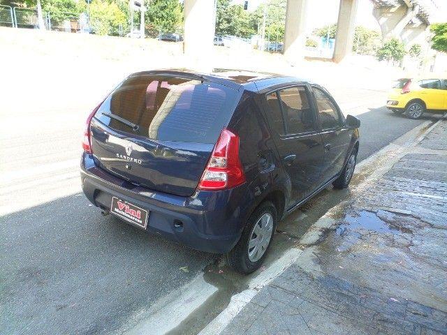 Renault Sandero 1.0 16v Authentique Hi-flex 2012/2013 - Foto 6