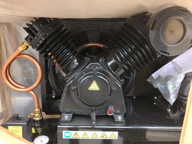 Compressor MSV 40 Max Industrial 10HP - Schulz  - Foto 2