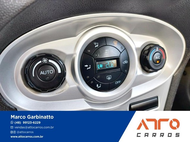 Fiesta Sedan 1.6 16V Flex Aut. - Foto 14